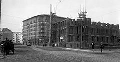 Plac Inwalidów. 1930.