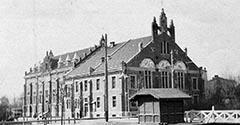 Gmach Sokoła. 1900.