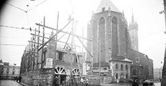Nowa wikarówka Kościoła Mariackiego. 1935.