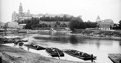 Wawel. 1896.