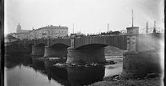 Most Podgórski. Około 1900.
