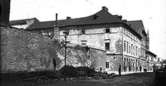 Ulica Augustiańska. 1933.