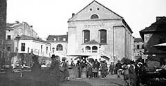 Synagoga Izaaka. 1936.