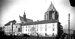 Wikarówka i Mały Rynek. 1931